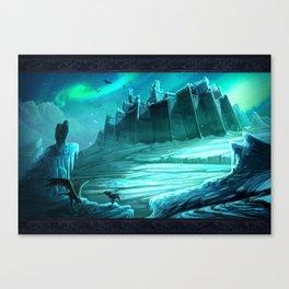 Kadath Canvas Print