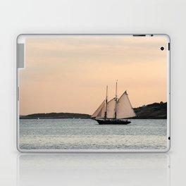 Sunset Sail Laptop & iPad Skin