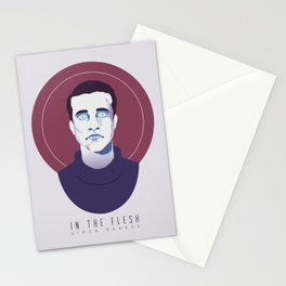 In The Flesh - Simon Monroe Stationery Cards