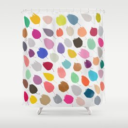 lanterns 2 Shower Curtain