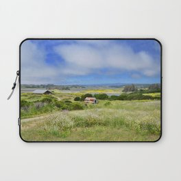 Clearing Sky Laptop Sleeve