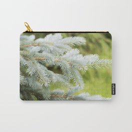 Blue Spruce Needles 22 Carry-All Pouch