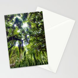Maui tree Stationery Cards