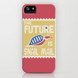 SNA/L MA/L iPhone Case