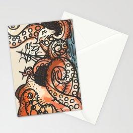 KRAKEN Stationery Cards