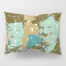 No Laurel Without Hardy Pillow Sham