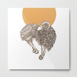 Ammon Metal Print