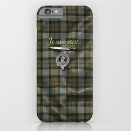 Je suis prest iPhone Case