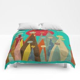 pleasure peaks Comforters
