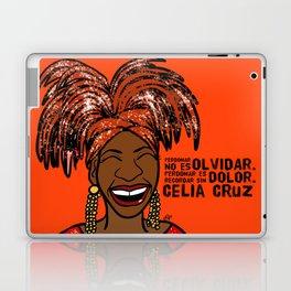 La Reina Celia Cruz Laptop & iPad Skin