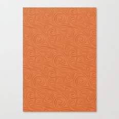 Spiral Pattern 1 Canvas Print