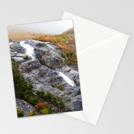 Highland Waterfall Stationery Cards