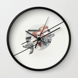 Cocodrile Wall Clock