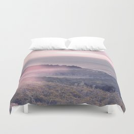 Sunset v2 Duvet Cover
