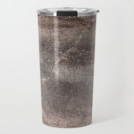 Sandpaper Texture Travel Mug