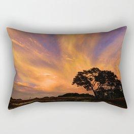 Color Of Evening Rectangular Pillow
