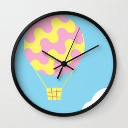 dream fly Wall Clock