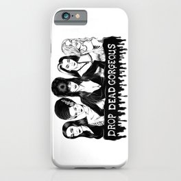 Ladies of Fright iPhone Case