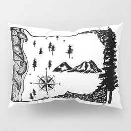 Oregon Love Pillow Sham