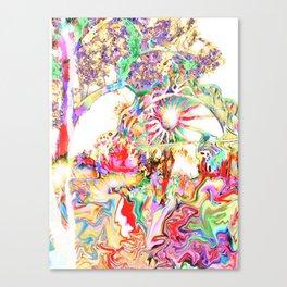 Fried Dirtie Hippie Mind Canvas Print