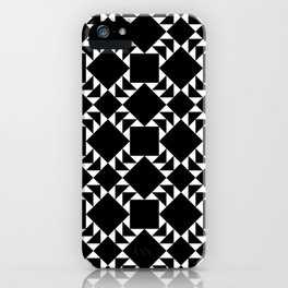 New Mexico Moon - By SewMoni iPhone Case