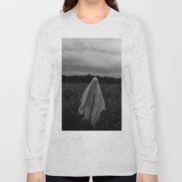 Ghost in the Field - Tall Long Sleeve T-shirt
