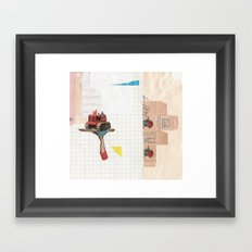 Tractor Framed Art Print