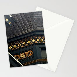 Old Brass With Top Gold - Nailed It Stationery Cards
