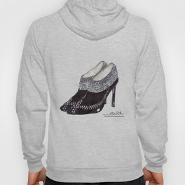 Manolos so French  Hoody