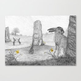 Rites of Spring (updated) Canvas Print