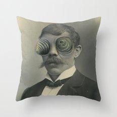 Chameleon Eyes  Throw Pillow