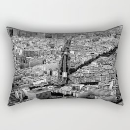 Go with the flow! Rectangular Pillow