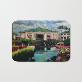 Kauai Grand Hyatt Resort Bath Mat