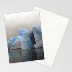 iceberg. Stationery Cards