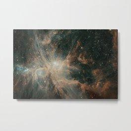 Orion Nebula Stars Metal Print