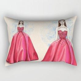 Elie Saab haute couture SS14 Rectangular Pillow