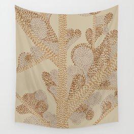 earthy swirls Wall Tapestry