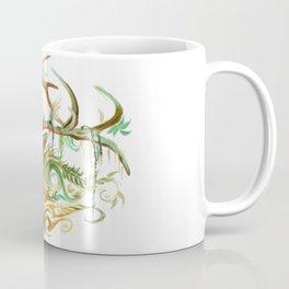 Forest Elk Coffee Mug
