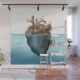 Anatomy of loneliness Wall Mural
