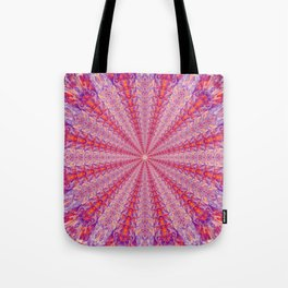 12-Point Rock Tunnel Tote Bag