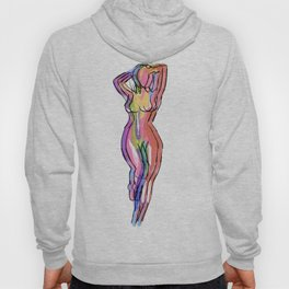 The Illusion of the Female Form Hoody