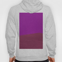 Abstract corner Hoody