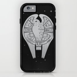 The REAL Millenium Falcon iPhone Case