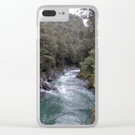 Swift River Clear iPhone Case