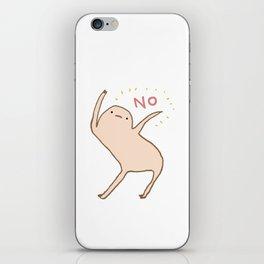 Honest Blob Says No iPhone Skin