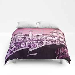 The Imperial Fora, Rome Comforters