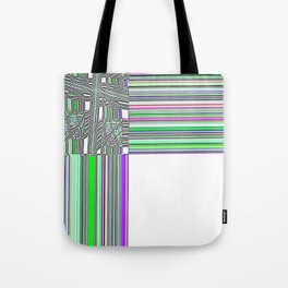 Re-Created Southern Cross XXIV by Robert S. Lee Tote Bag