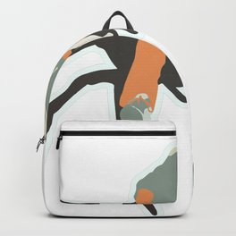 Follow The Spiders Billie Silhouette Backpack