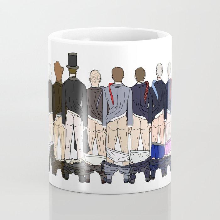 President Butts LV Coffee Mug