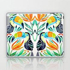Tropical Toucans Laptop & iPad Skin